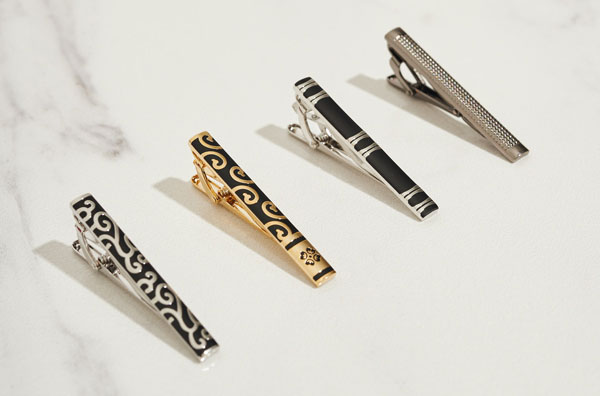 The Pinch Clasp Tie Clip