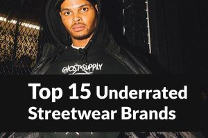Top 15 Underrated Streetwear Brands in 2021 You Should Know About